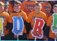 JDRF Walk 2013 event. Help Cure Diabetes.
